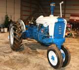 Vintage Ford #4000 Dsl. Tractor