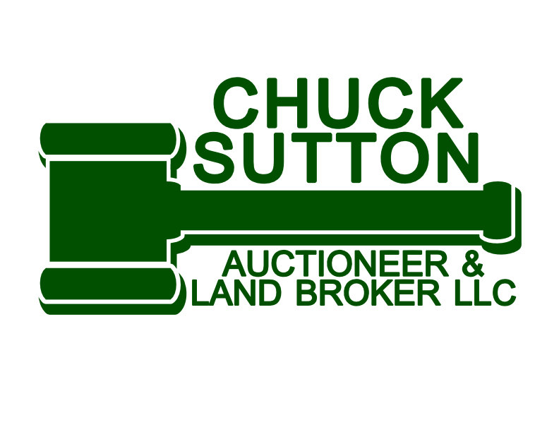 Chuck Sutton Auctioneer and Land Broker,
