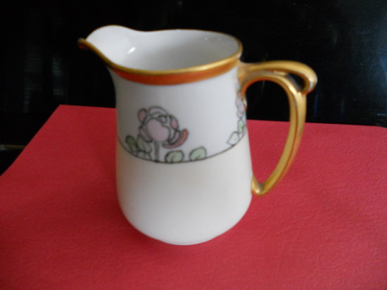 Vintage Cream pitcher Austria