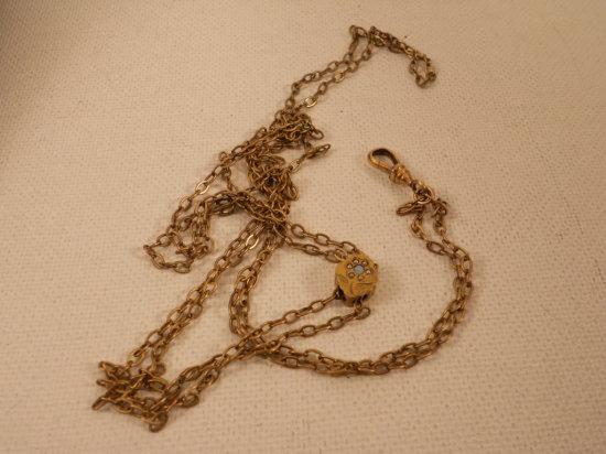 Antique/Vintage Ladies Watch Chain