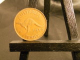 1939 Australia Penny