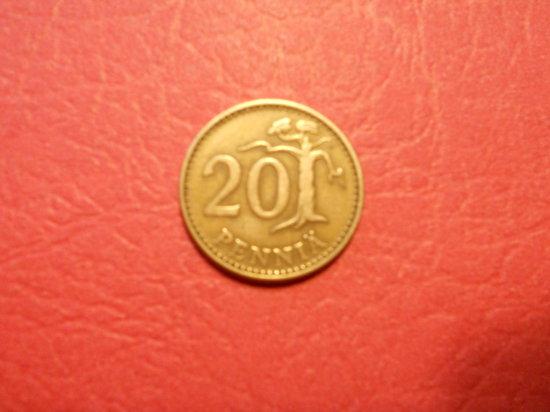 1963, 20 Pennia