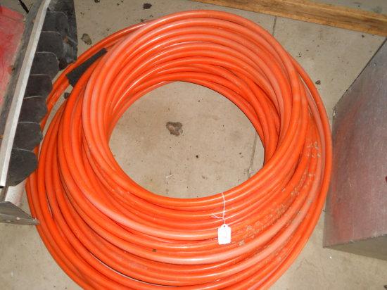 Vintage Orange Pipe