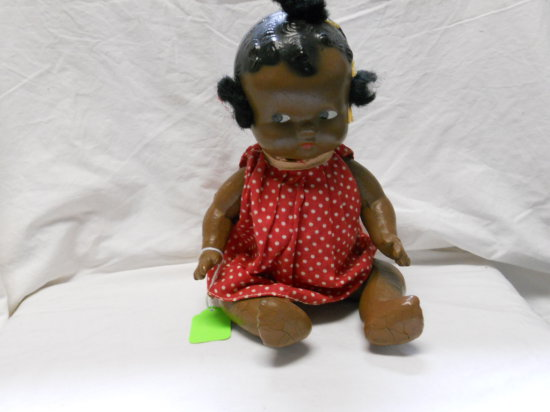 1930 Black Americana Doll
