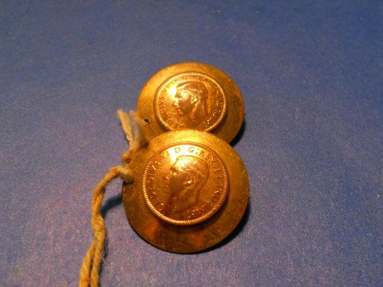 Vintage Lot of 2 Brooch/Pendent
