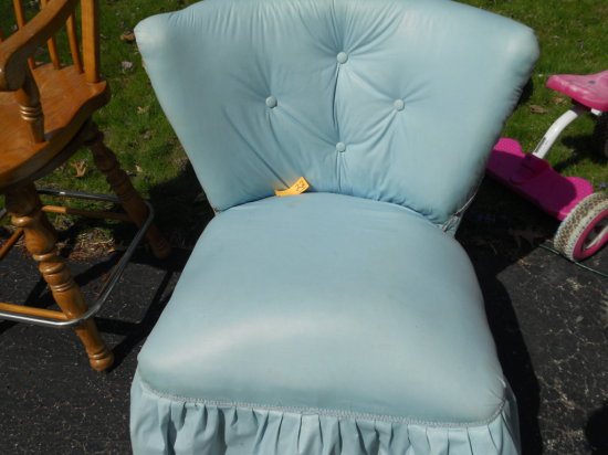 Vintage Apolstered Chair