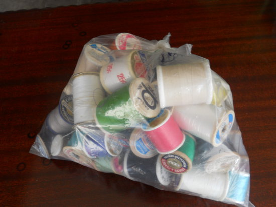 Lot of Sewing Thread