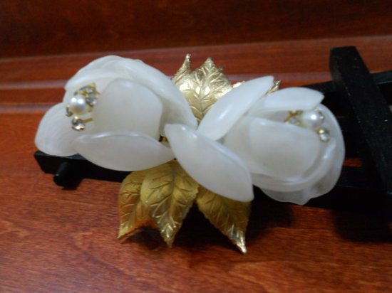 Vendome Flower Brooch
