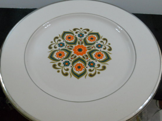 Anchor Hocking Plate