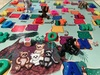 Lot of 100 The Teddy Bear Board Game, New