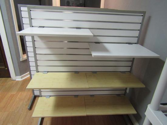 Shelf Unit, Room Divider