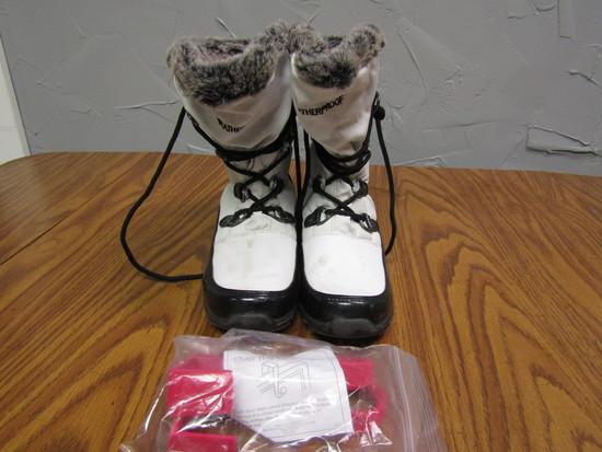 Weatherproof Womens Boots, size 8