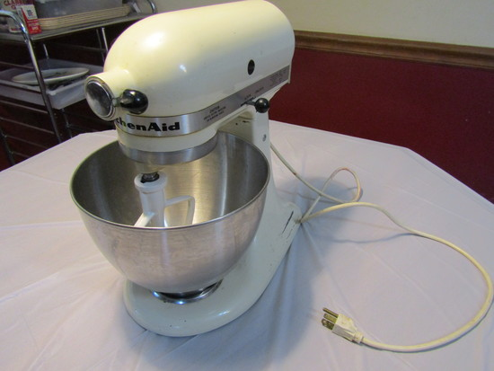 Kitchen Aid Dough Mixer