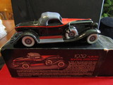 Vintage Avon 1932 Auburn Cologne Bottle with Box
