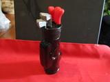 Vintage Avon Golf Bag Cologne Bottle with Box