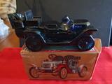 Vintage Avon Stanley Steamer Car Cologne Bottle, with Box