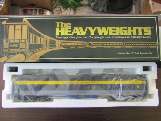 K Line Heavyweights Chesapeake and Ohio, K4415-2801