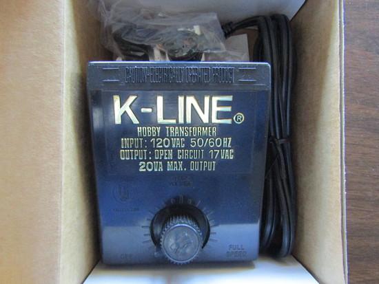 K-Line K-950 Transformer new in Box