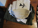 Navy Uniforms, Duffle Bag, Pants, Shirts, Thermals, Cap