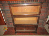 Vintage Sectional Book Case