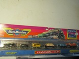 MicroMachines Trains, Cannonball #9