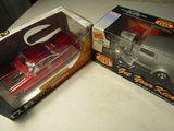 Lot of 2 Collector Cars, 59 Cadillac, 32 Ford Sedan Delivery