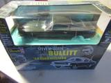Steve McQueen Bullit Model Kit
