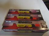Lot of 3, 12 Gauge Minishells