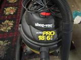 Shop Vac Ultra Pro 18 gallon wet/dry vaccum
