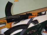 Maadi Co. Egypt AK-47 with clips and Soft Case