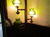 Vintage/Retro Floor to Ceiling Lamp