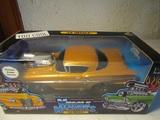 Monster Machines Die Cast '58 Impala, Original Box