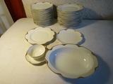 Limoges China, Haviland & Co., France, Large Set