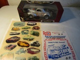 Lot of 3 Deluxe Edition '41 Willys Coup, Poster, '90 Program