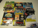 Lot of 6 HotWheels, Muscle Machines, Revell