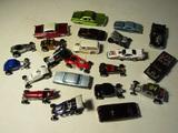 Lot of 22 Assorted HotWheels