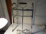 Walker and Cane, Walker is Fold up and Adjustable