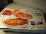 Creative Ware Buffet Server in Original Box