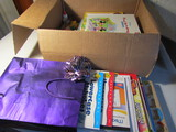 Lot of Kids Books and Supplies, Disney Puzzles