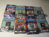 Lot of 8 Muscle Machine Cars, Die Cast, in Original Packages