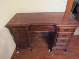 Wood Desk, Solid