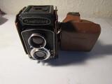 Vintage Minoltacord Camera with Case