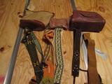 Lot of 9 Purses and Belts, Capezio, Avon, Echo