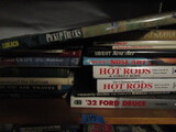 Lot of Books- Cars, Hot Rods