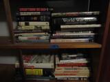 Lot of Books- War, Military