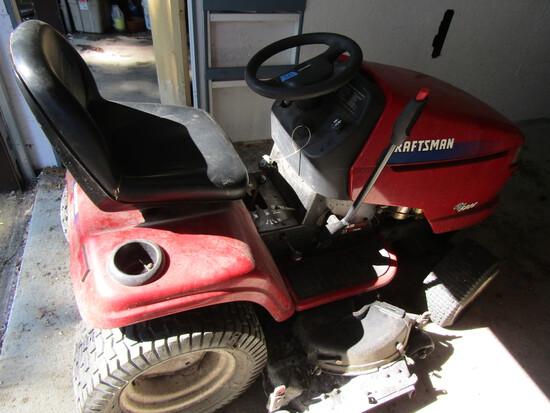 "Craftsman GT500 Lawn Tractor, 48"" Deck"