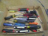 Lot of Screwdrivers
