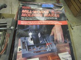 Sears Craftsman Mill Works Molding Maker in Box