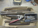 Lot of Axels and Tools