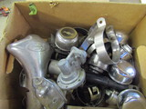 Mixed Auto Lot, Ford, Camaro, Chrome, Ford Fuel Pump